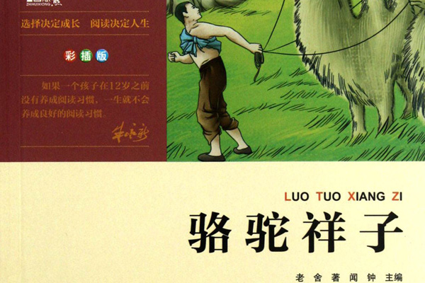 骆驼祥子读书笔记好词好句摘抄及赏析