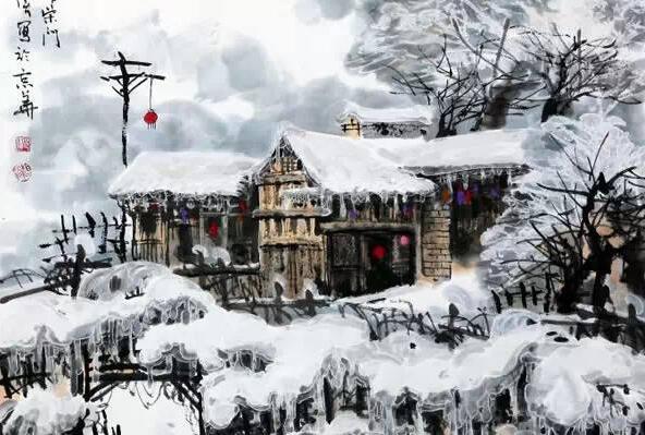 贾平凹的《冬景》读书笔记及感悟300字.jpg